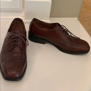 Cole Haan Brown Lace Up Shoes Size 10